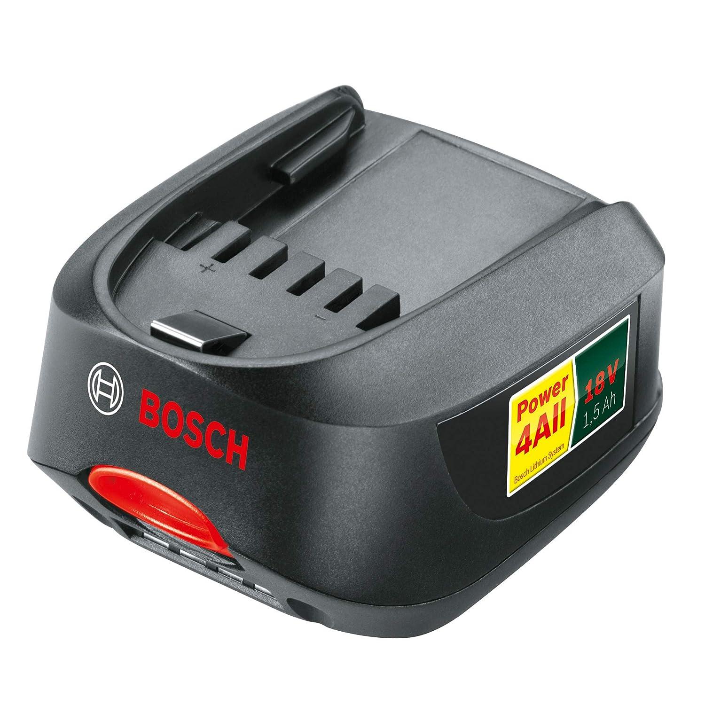 Bosch 18V 1.5 Ah Li-Ion Akku, schwarz 1.600.Z00.000 34510