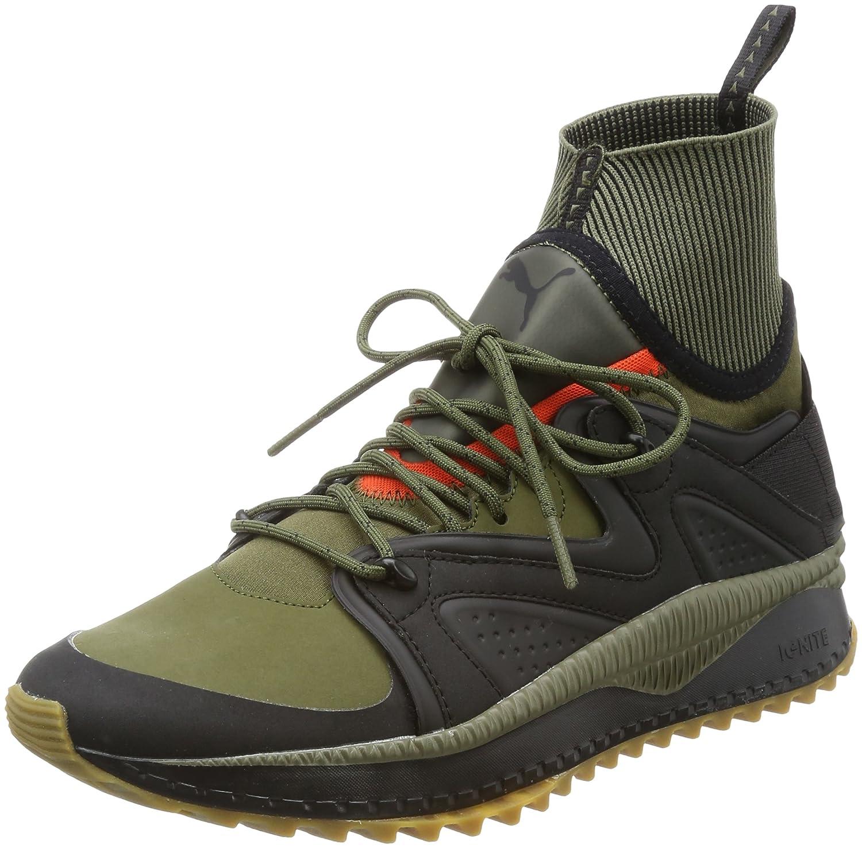 Puma Unisex's Tsugi Kori Black Sneakers