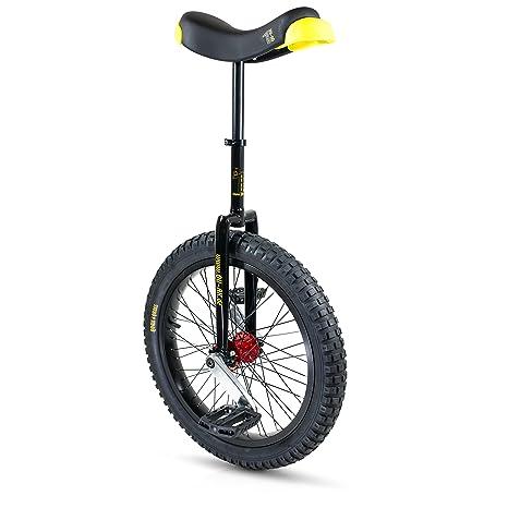 Monociclo Negro 2018 QU-AX Einrad