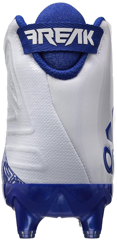 adidas Performance pour Homme Freak X Carbon Mid White/Collegiate Royal/Collegiate Royal
