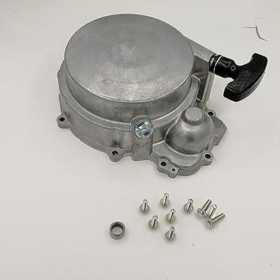 Recoil Pull Starter Case Assembly 1996-2011 for Polaris Magnum Ranger Scrambler Sportsman 500 NIB 3090085 3083453 3082956 3084933 3084877: Automotive