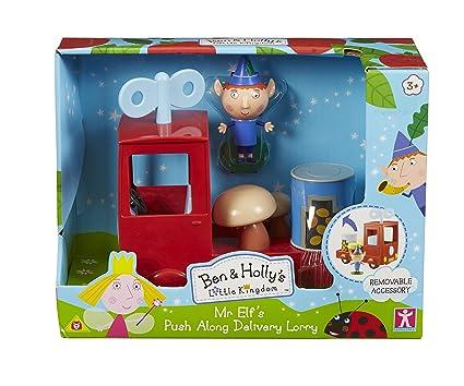 Amazon.com: Ben & Holly s Little Kingdom del Señor Elf ...