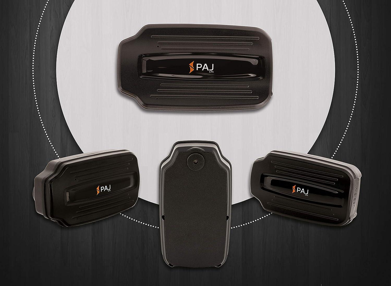 Marque Allemande Traceur Antivol Voitures et v/éhicules Autonomie jusqu/à 2 Mois GPS Power Finder de PAJ Localisation avec Appli