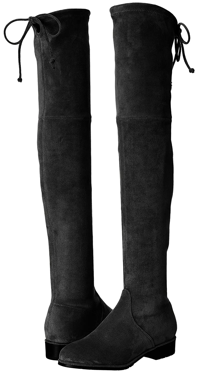 5459de67503 Kaitlyn Pan Women s Microsuede Lowland Over The Knee Boots  Amazon.co.uk   Shoes   Bags