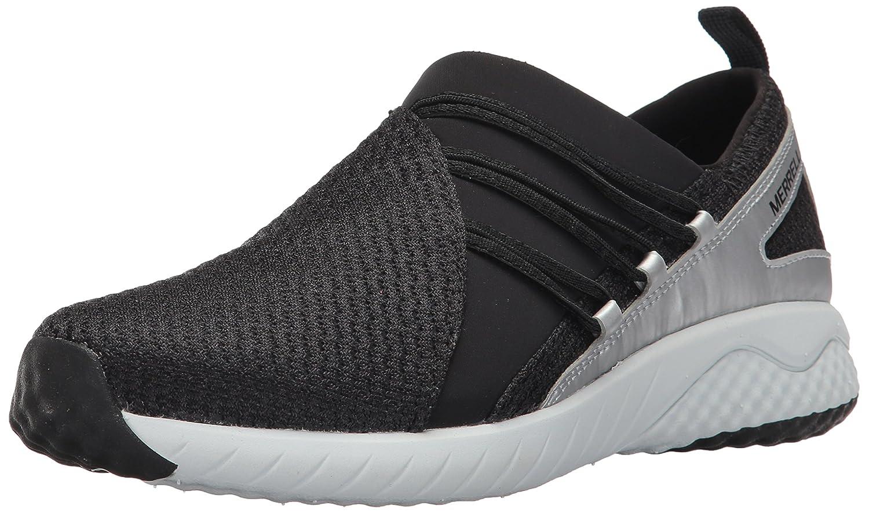 Merrell Women's 1SIX8 Moc AC+ Fashion Sneaker B01N1T15IY 6 B(M) US|Black