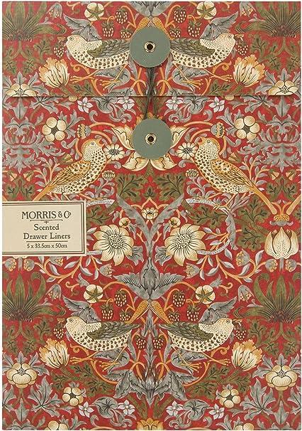 Morris & Co - Papel perfumado para cajones (5 Unidades): Amazon.es: Belleza