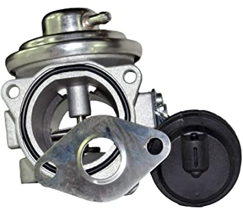 Para 1.9 TDI/Ibiza MK4 1.9 TDI neumático válvula EGR 038131501 M: Amazon.es: Coche y moto