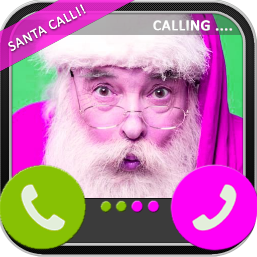 A Video Call From Santa Claus - Free Text Message :fake chat free games ()