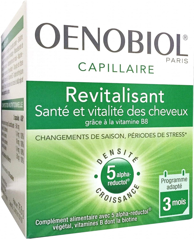 Oenobiol Sante Et Croissance 180 Capsules