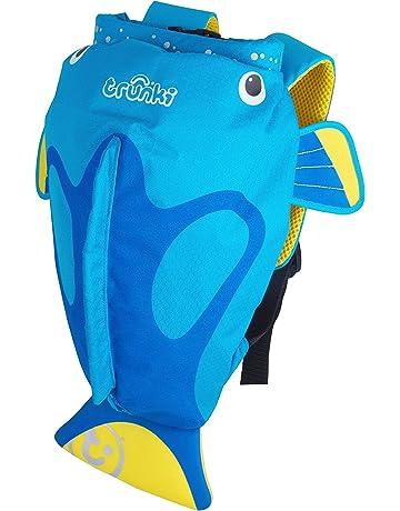 Trunki Mochila infantil impermeable para piscina y gimnasio – PaddlePak 648be05aa3de0