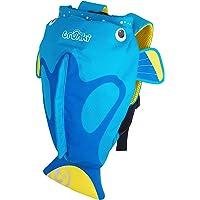 Trunki Kid's Waterproof Swim & Gym Bag – PaddlePak Tang Surgeonfish (Blue)