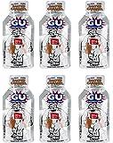 GU Energy Gel - Salted Caramel (6 x 1.1oz Packs)