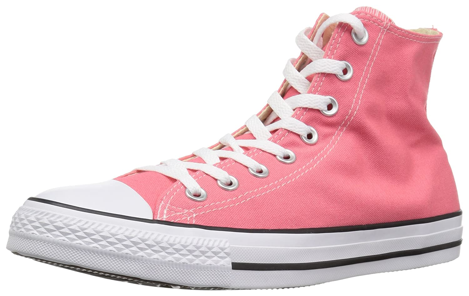 Converse Chuck Taylor All Star 2018 Seasonal High Top Sneaker B078NG9CMZ 7.5 M US|Punch Coral