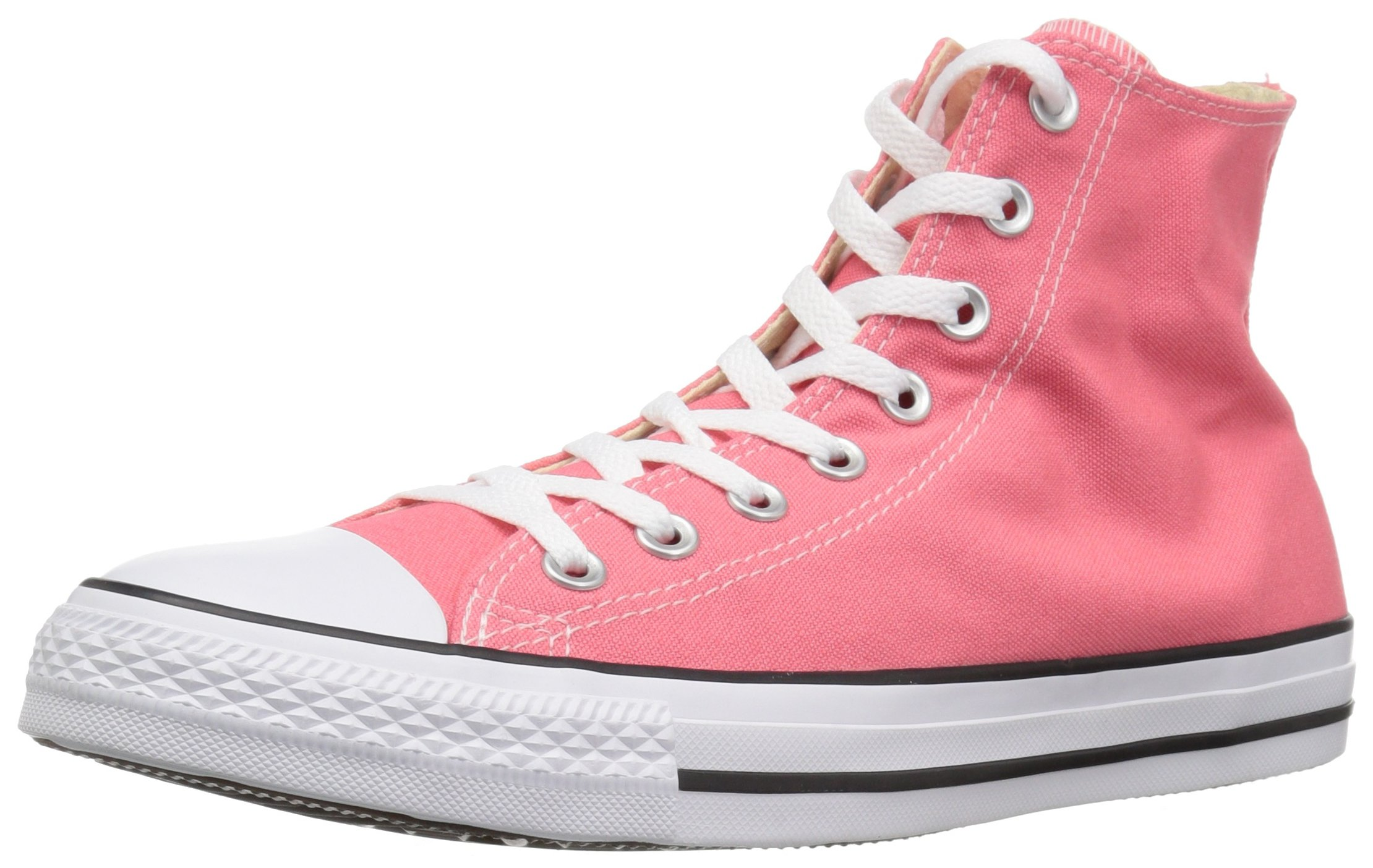 9e819e9f271f Galleon - Converse Chuck Taylor All Star 2018 Seasonal High Top Sneaker  Punch Coral 3 M US