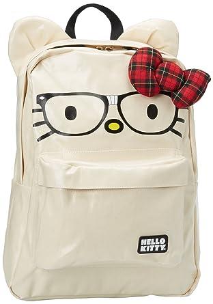 cbe763ddd9 Loungefly Hello Kitty Nerd Backpack