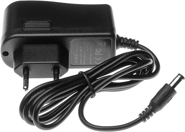 vhbw Cargador, fuente de alimentación compatible con Philips FC6162/02 PowerPro Duo aspiradora de mano; 114cm: Amazon.es: Hogar