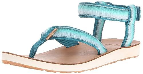 Teva Damens's Original Original Damens's Sandale Ombre Leder Sports and Outdoor ... 80d8c6