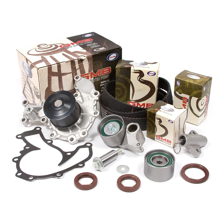 Amazon.com: 98-03 Acura Honda Isuzu 3.2 DOHC 24V 6VD1 / 3.5 DOHC 24V 6VE1 Timing Belt Kit w/ Hydraulic Tensioner GMB Water Pump: Automotive