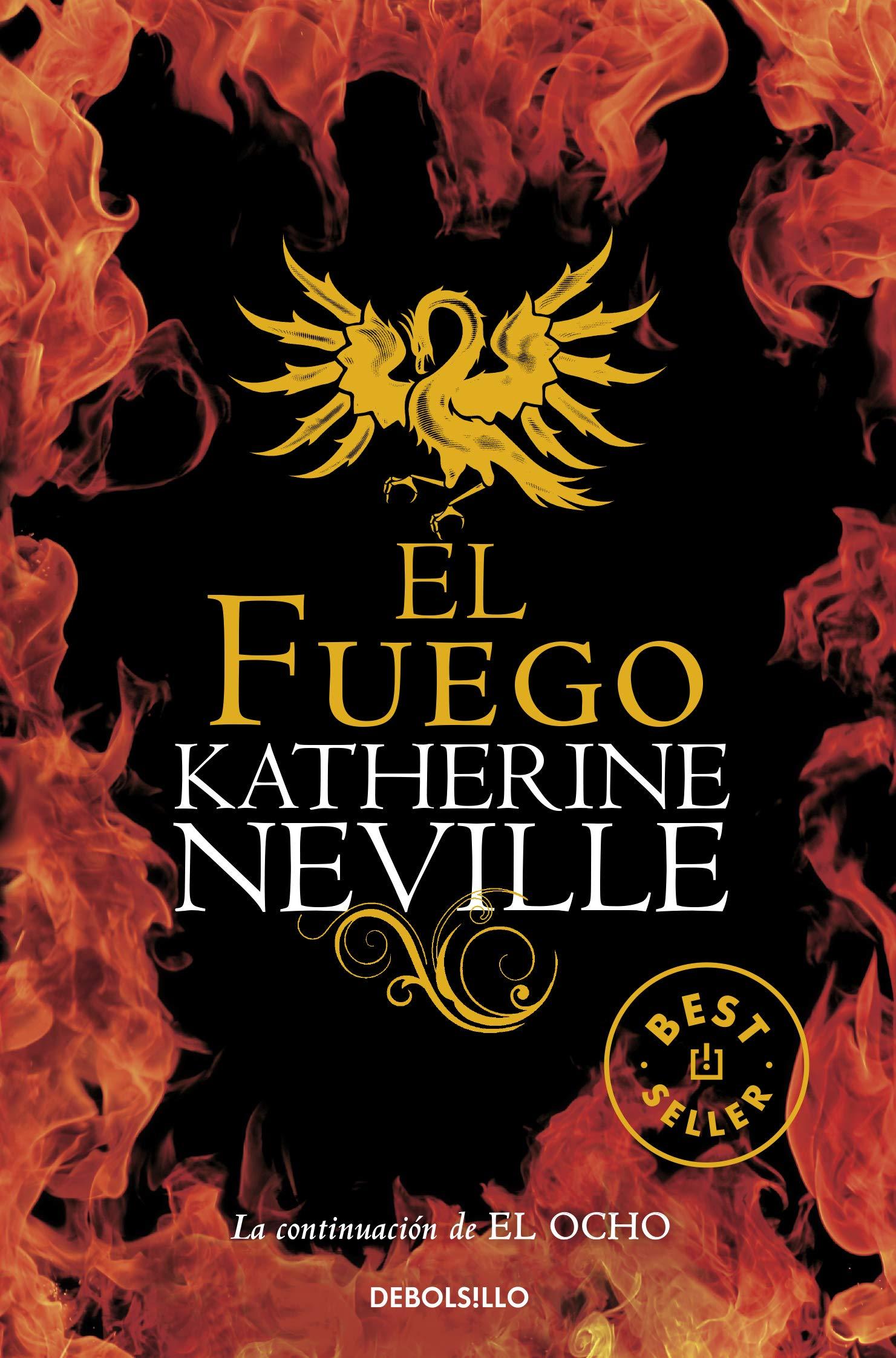 El fuego (Best Seller): Amazon.es: Neville, Katherine: Libros