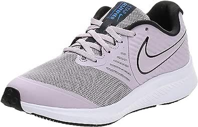 Nike Star Runner 2 (GS), Zapatillas para Correr Unisex Niños, Ice Lilac Off Noir Soar White, 35.5 EU: Amazon.es: Zapatos y complementos