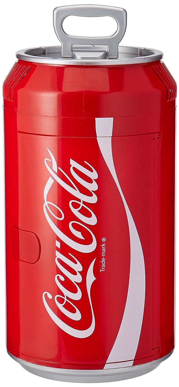 Coca Cola Cc06 Fridge Mini Red Kitchen Dining Sprite Pet 15l