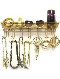 Hanging Jewelry Organizers Amazoncom