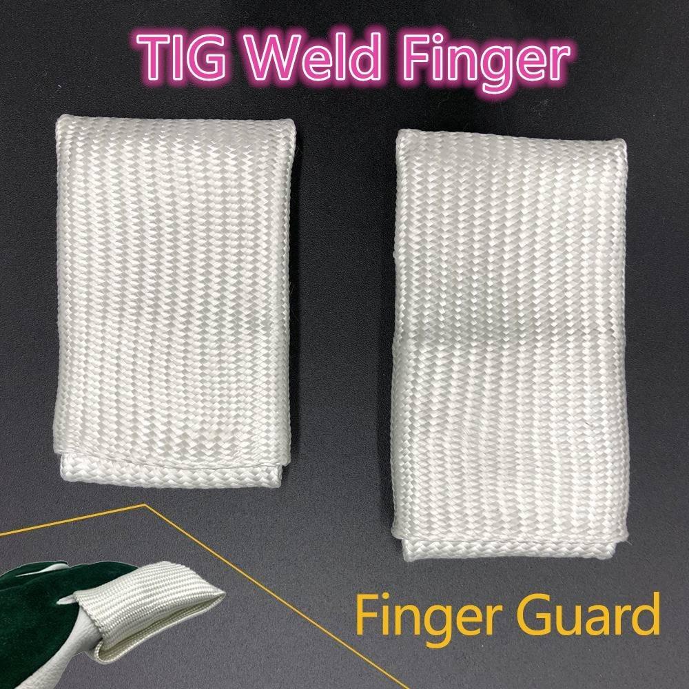 Welding Tips und Tricks Tig Finger Fingerschutz gegen Hitze beim Schwei/ßen