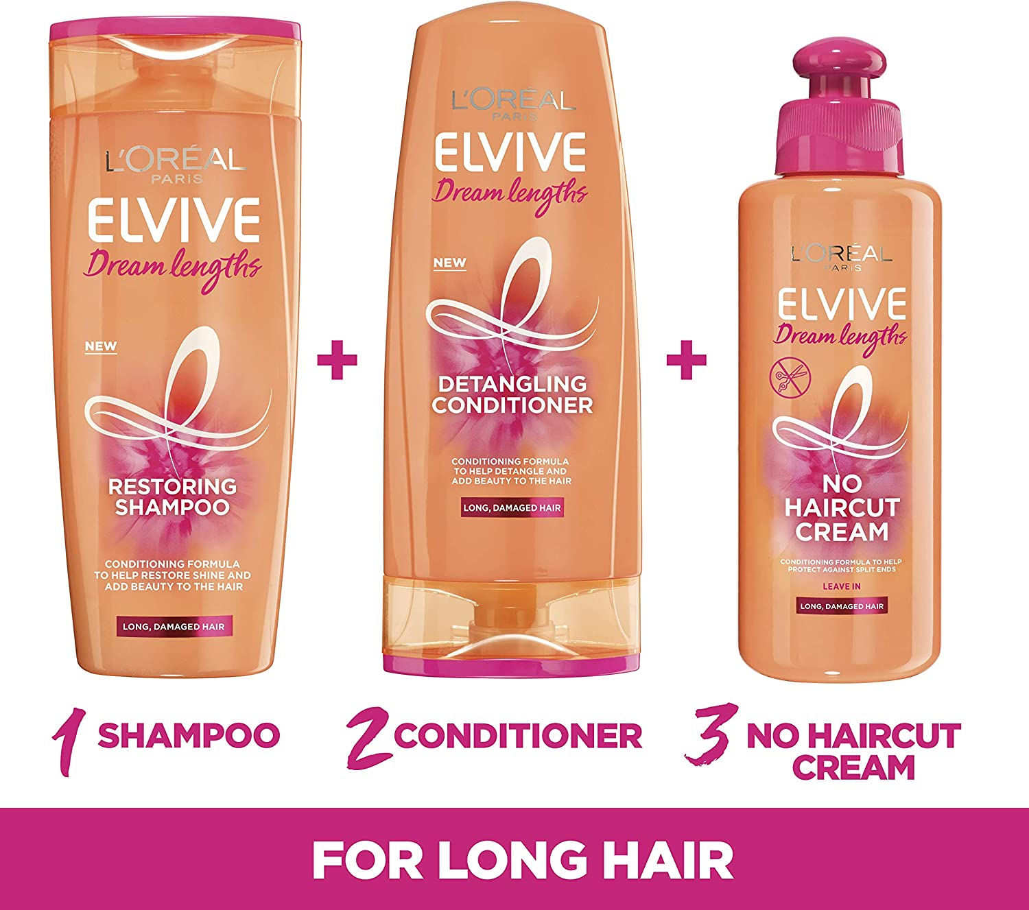 Brilliant Loreal Hair Leave In Conditioner Cream By Elvive Dream Lengths No Schematic Wiring Diagrams Phreekkolirunnerswayorg