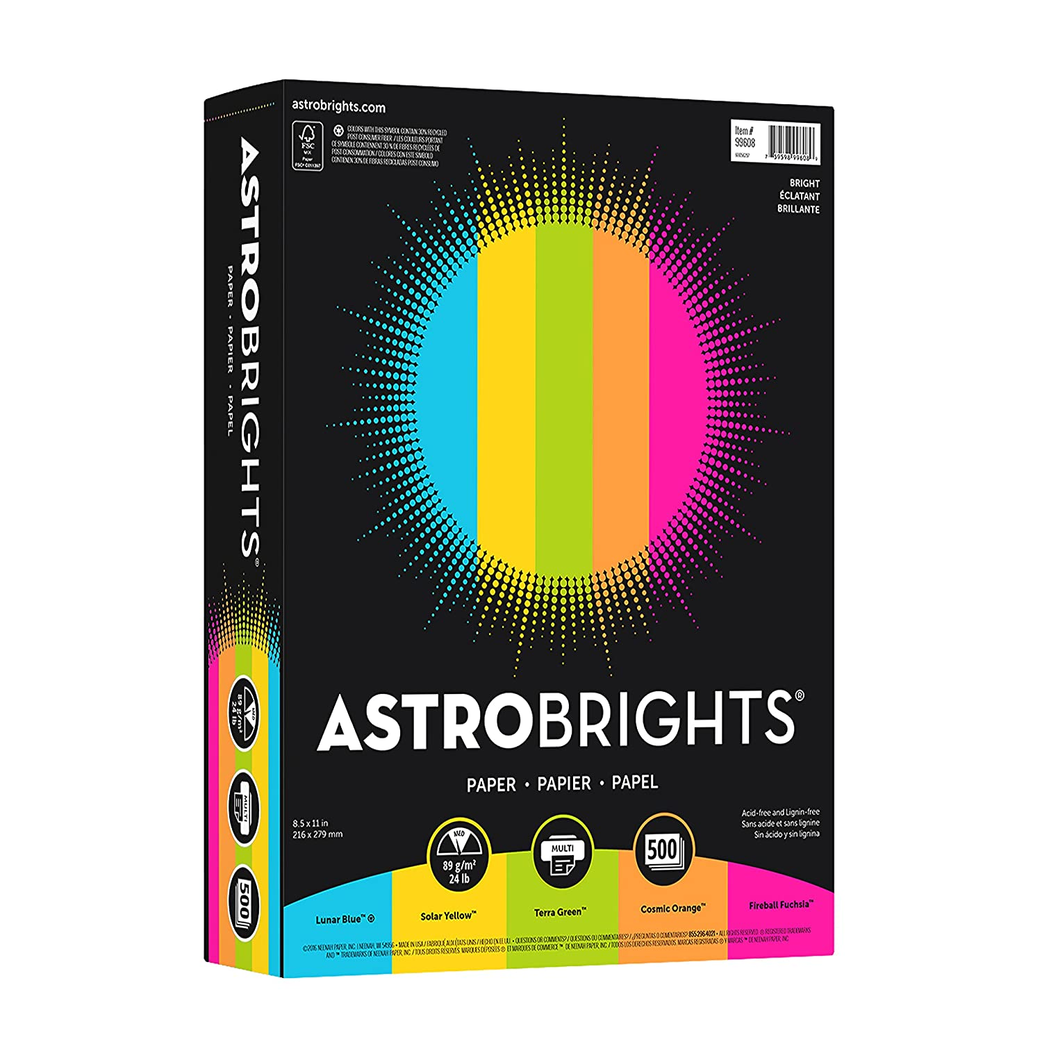 Office school paper amazon office school supplies paper astrobrights color paper malvernweather Images