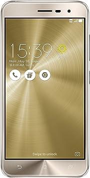Smartphone Libre ASUS Zenfone 3, 4G (Pantalla: 5,2 Pulgadas ...