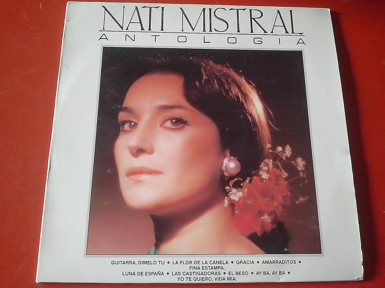 ANTOLOGIA NATI MISTRAL: Nati Mistral: Amazon.es: Música