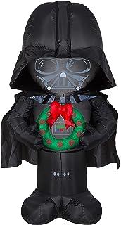 Amazon.com: Star Wars R2D2 - Decoración hinchable para patio ...