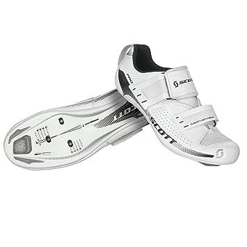 Scott Pro Tri-Zapatillas de Ciclismo para triatlón 2015, Color Blanco, Hombre, Bianco - White Gloss: Amazon.es: Deportes y aire libre