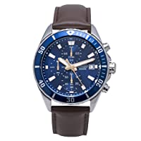 Alba by Seiko Watch Corporation Autumn-Winter 20 Analog Blue Dial Men's Watch-AM3813X1