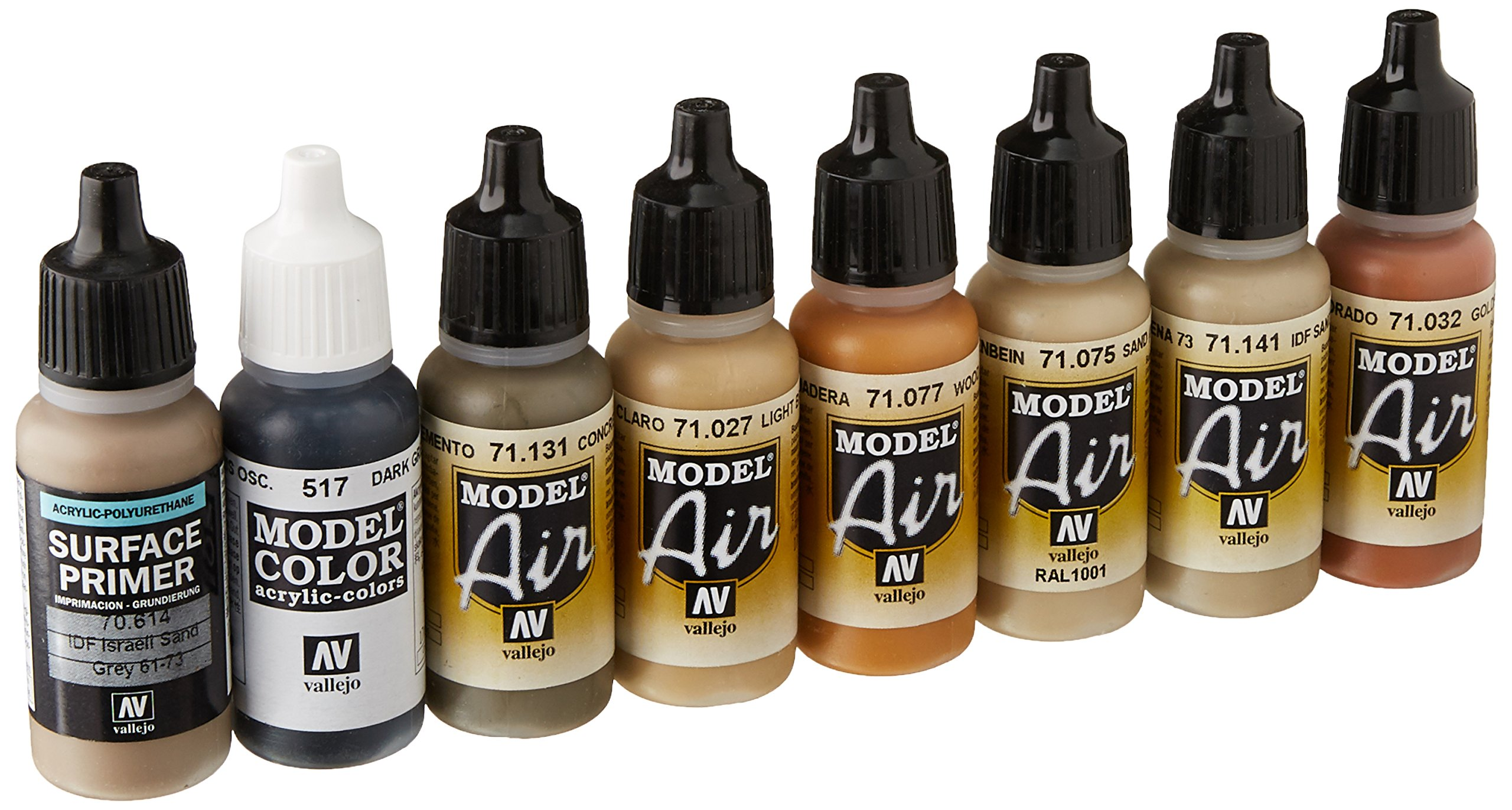 Vallejo Old and New Wood Affects 17ml Paint