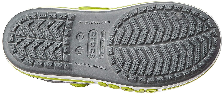Crocs Kids Boys and Girls Bayaband Sandal