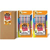 Deals on 48-Count BIC Xtra Sparkle Mechanical Pencil 0.7 mm