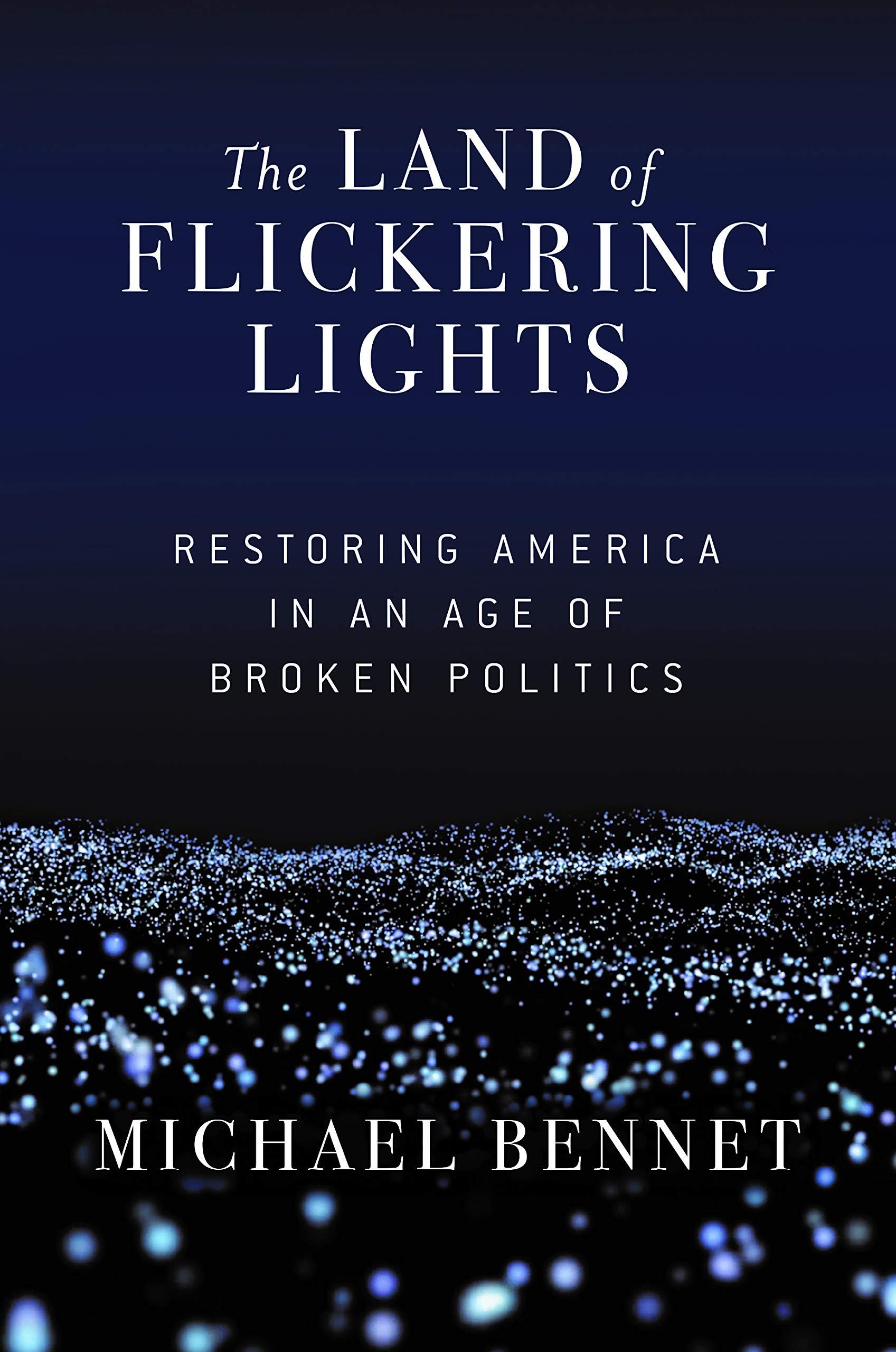 Land Flickering Lights Restoring Politics product image