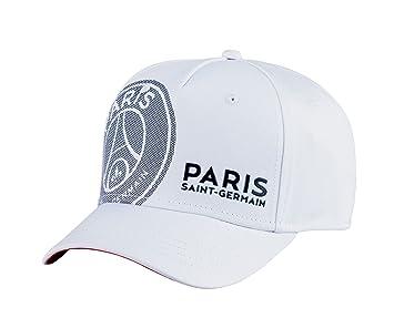 09b66674e772e PARIS SAINT GERMAIN Casquette PSG - Collection Officielle Taille réglable  Adulte