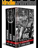 Skulls MC: Dax, Cody, Gunner (Ultimate MC Collection Book 1)