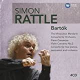 Simon Rattle: Bartok