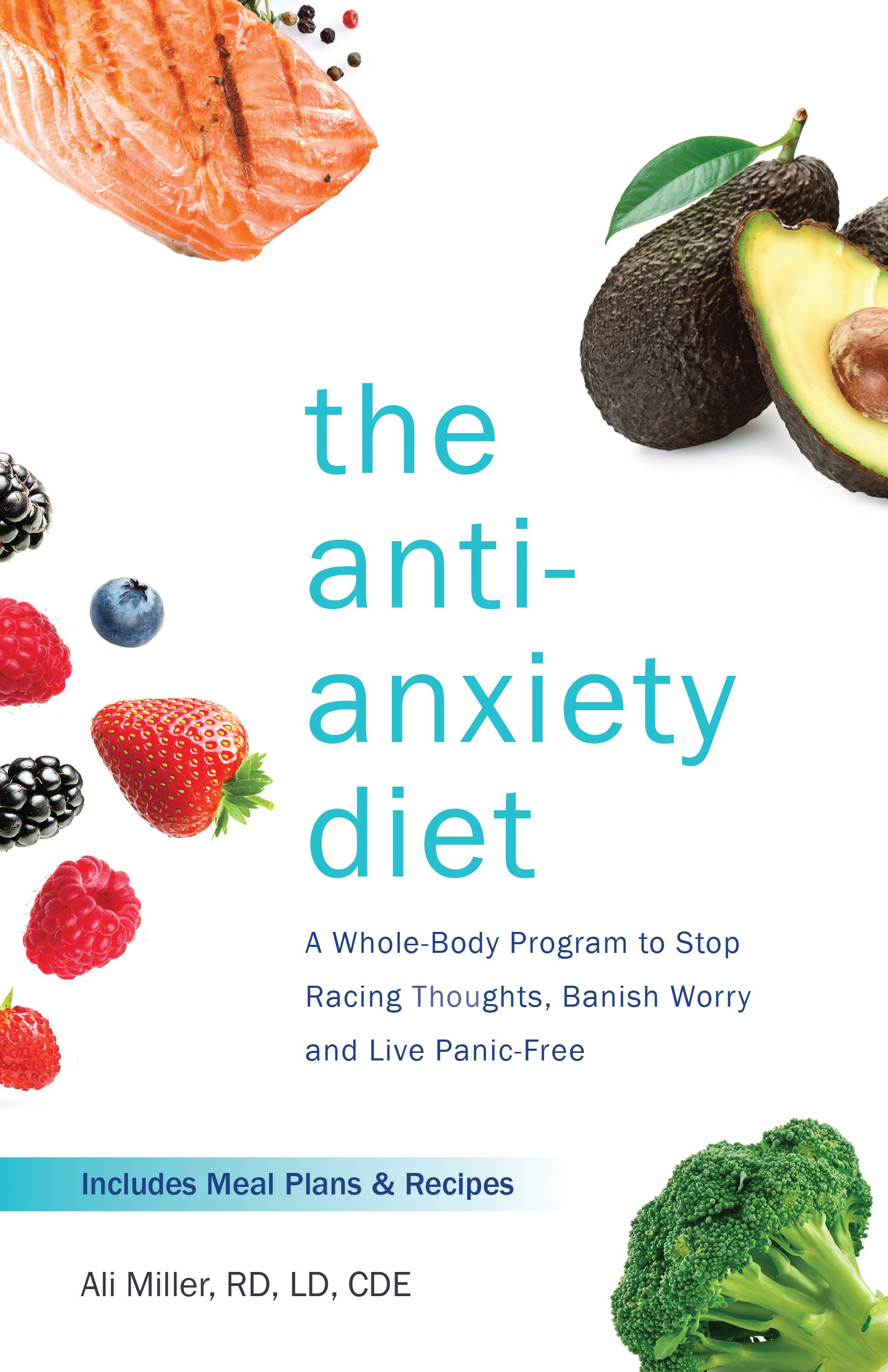Image result for Food For Anxiety: The Anti-Anxiety Diet