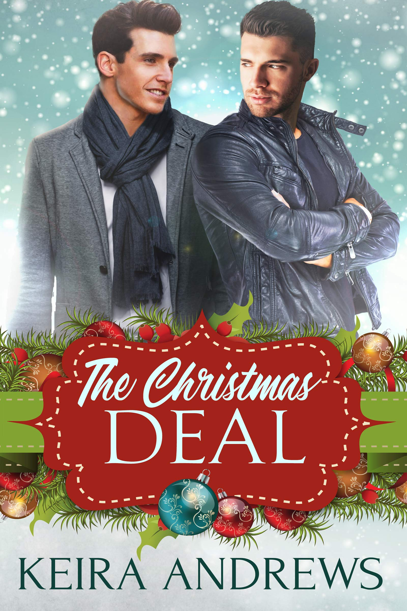 The Christmas Deal  English Edition
