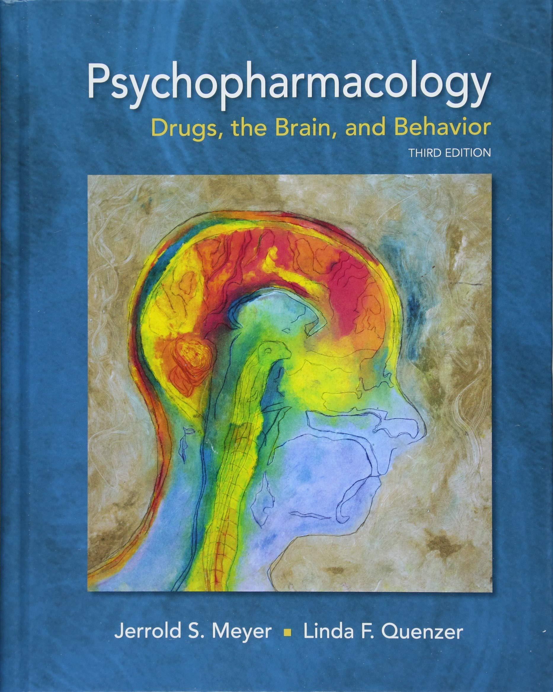Psychopharmacology: Drugs, the Brain, and Behavior: Jerrold S. Meyer, Linda  F. Quenzer: 9781605355559: Pain Medicine: Amazon Canada