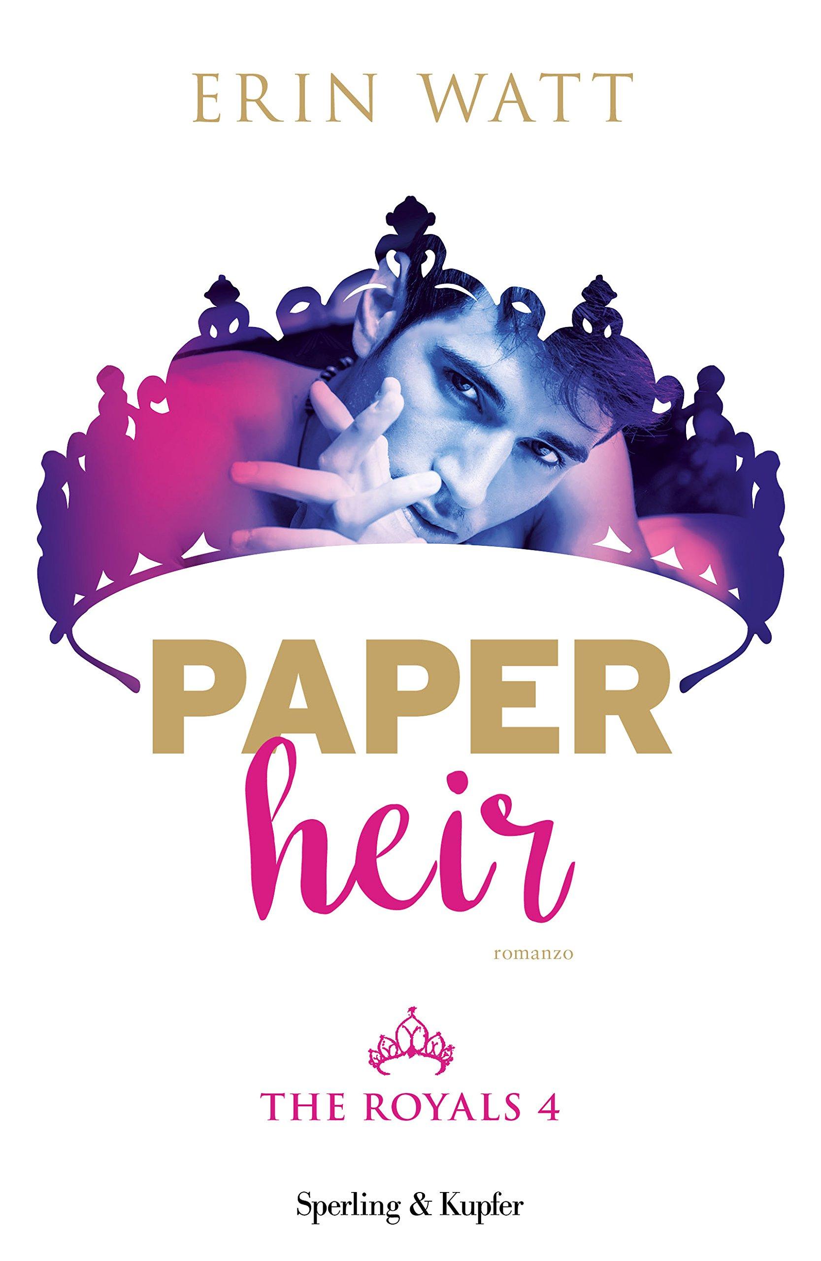 Image result for paper heir erin watt