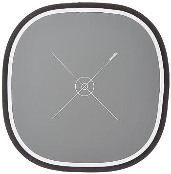 Lastolite EzyBalance - Carta de 50 cm, 18%, Gris Neutro/Blanco