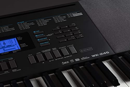 Casio WK-245 76-Key Touch