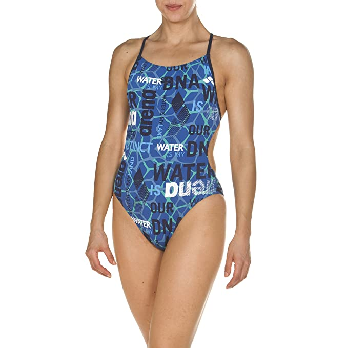 9723792fbb63e7 Arena Donna Evolution, Costume da bagno Donna: Amazon.it: Abbigliamento