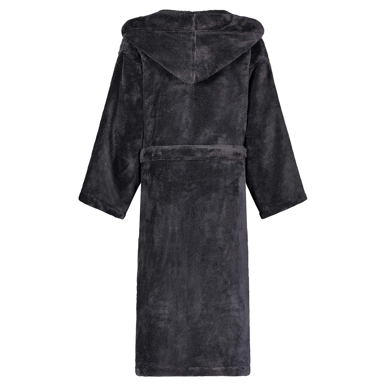 Star Kids Robe Soft Plush Hooded Fleece Robe Sleep Robe Bathrobe Boys /& Girls