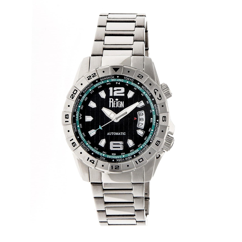 Reign Automatic   -Armbanduhr  Analog  Automatik Edelstahl REIRN2401_silver